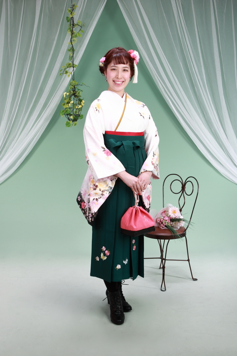 神戸 撮影 卒業袴