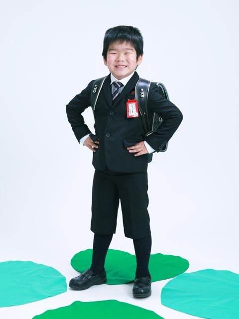 神戸 写真スタジオ 入学
