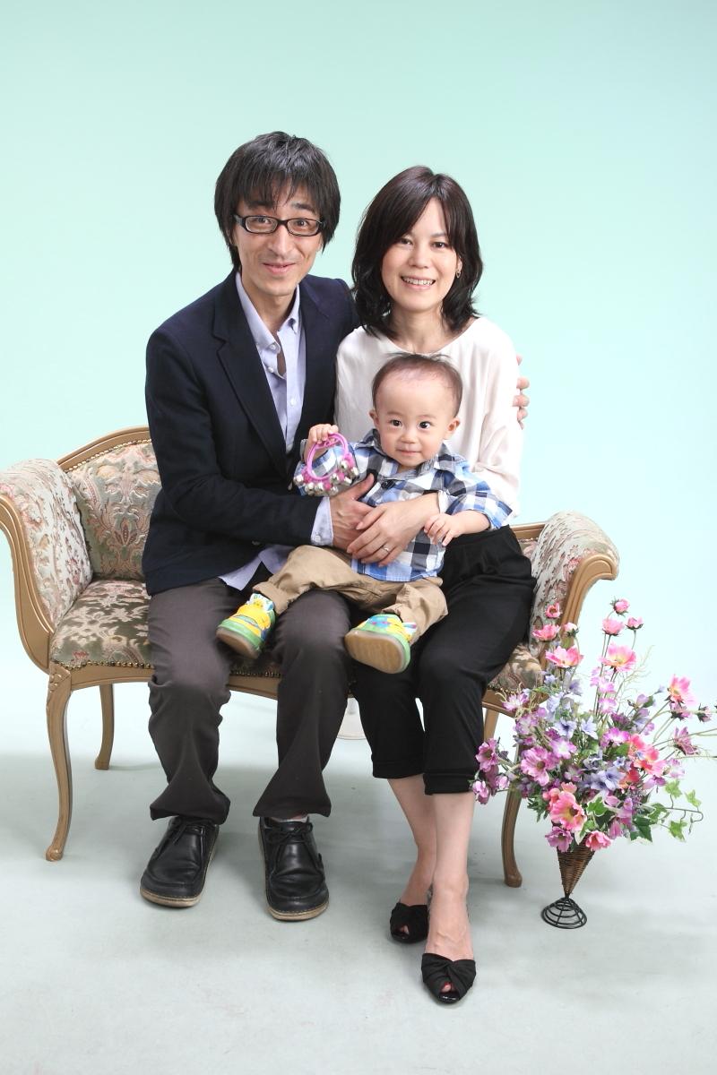 神戸 記念撮影 家族写真