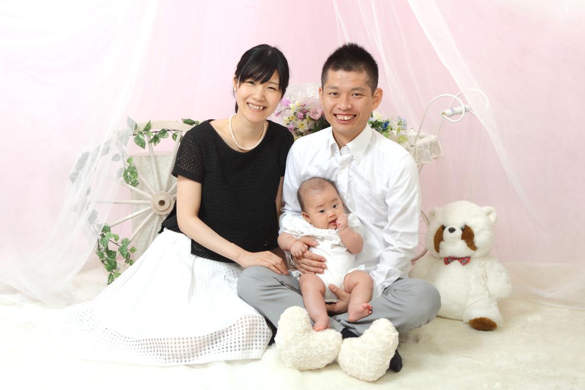 神戸 スタジオ 家族写真