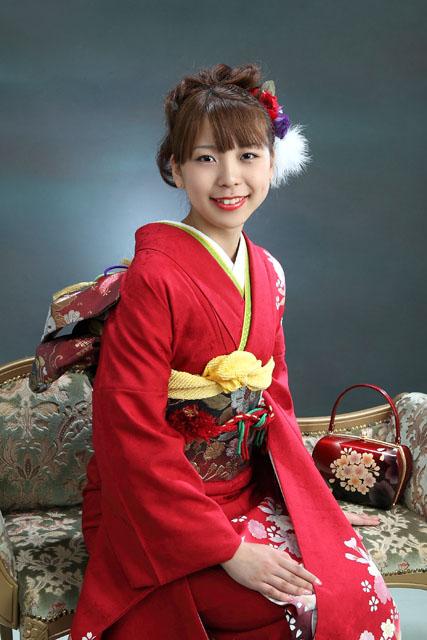 神戸 記念写真 成人式